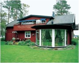 innglassing av veranda
