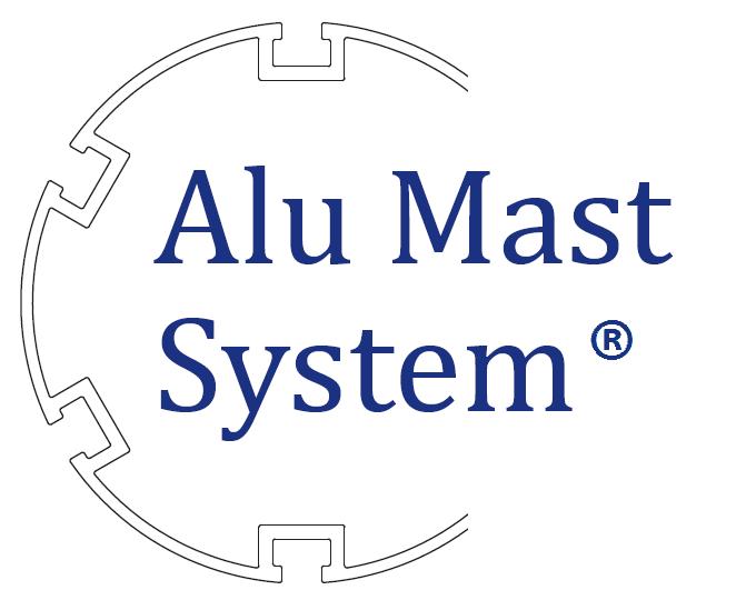alumast system logo